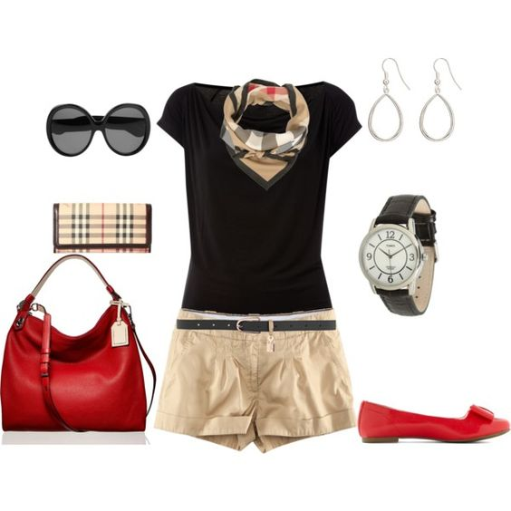 Burberry chic, created by romigr99