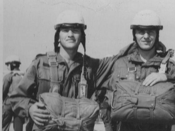 Photo de classe Pau Stage para de 1969, Commando Marine