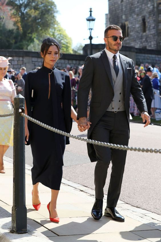 Every Royal Wedding Guest at Meghan Markle and Prince Harry's Wedding