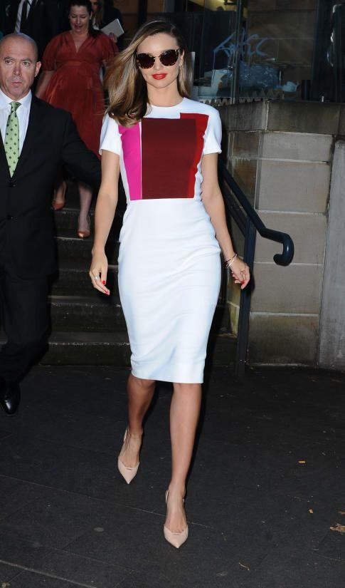 Las 10 lecciones de moda que hemos aprendido de Miranda Kerr. Noticias de Moda