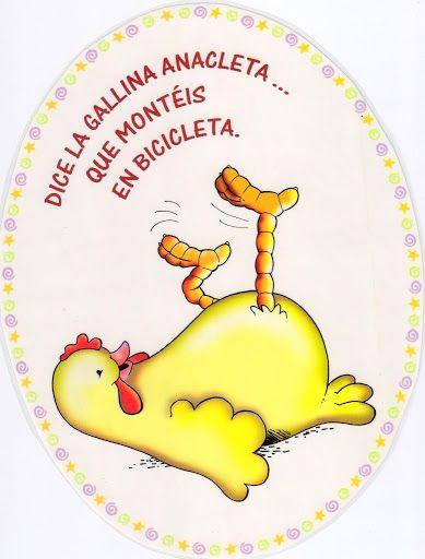 Maestra de Infantil: Juegos de psicomotricidad con rimas.: