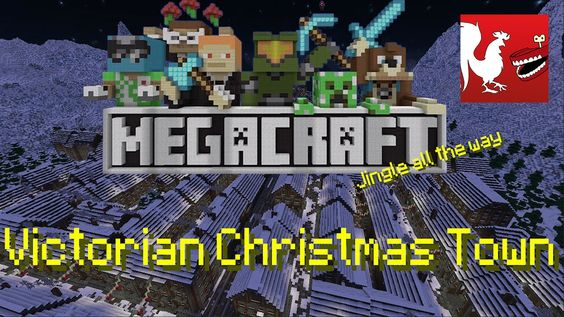 MegaCraft  - Victorian Christmas Town