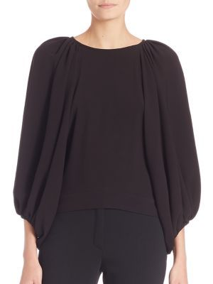ESCADA Dolman Sleeve Blouse. #escada #cloth #blouse