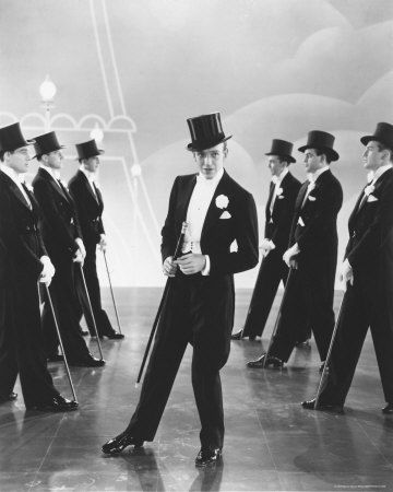 You want to know how to dance like a man? This is the guy. No one was cooler or smoother. Ever.
