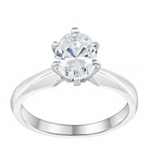 Tiffany-Style 6 Prong High