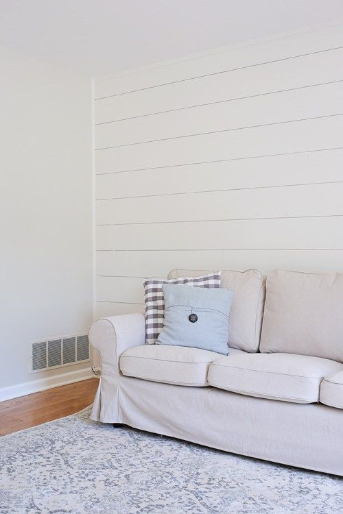 Diy Shiplap Accent Walls Angela Marie Made Shiplap Accent Wall Accent Wall Bedroom Diy Shiplap