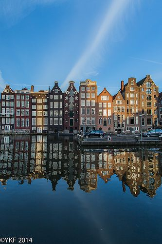 ✈ Take me everywhere... Amsterdam, Netherlands
