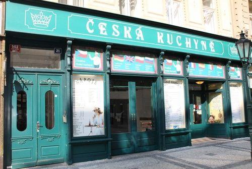 Havelská Koruna - My favorite restaurant in prague