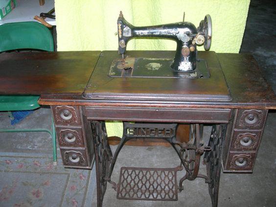 peddle sewing machine