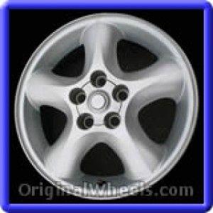 Ford Taurus 2000 Wheels & Rims Hollander #3384B  #FordTaurus #Ford #Taurus #2000 #Wheels #Rims #Stock #Factory #Original #OEM #OE #Steel #Alloy #Used
