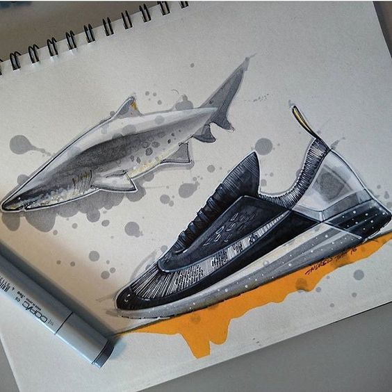 #sneakerart #artist @andrew_designs