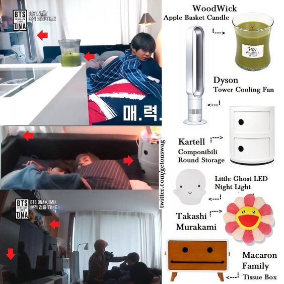 "Beyond The Style ✼ Alex ✼ on Twitter: ""TAEHYUNG #BTS  180606 #TAEHYUNG #태형 #V #방탄소년단  KARTELL Componibili Round Storage… """