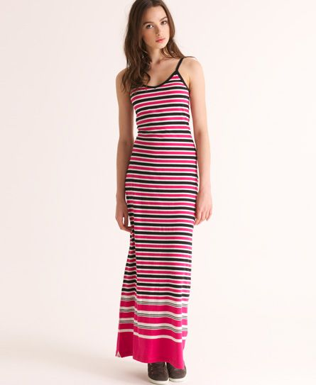 Superdry Super Maxi Vest Dress