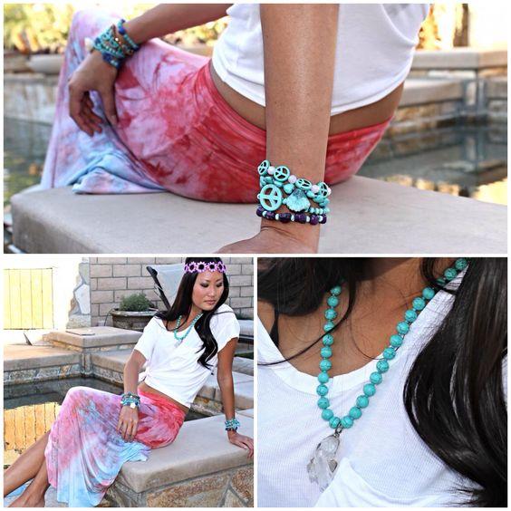 Coachellafest ready with Gypsy Blossom Designs
