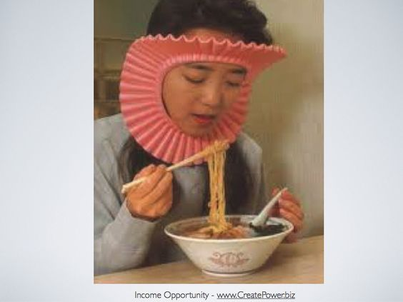 Inventions from the past - the bib??