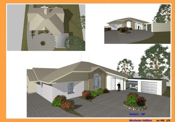 Home Design Project designed by Oleg Anzarov - Winchester Addition - Lexington, Georgia, United States | Arcbazar