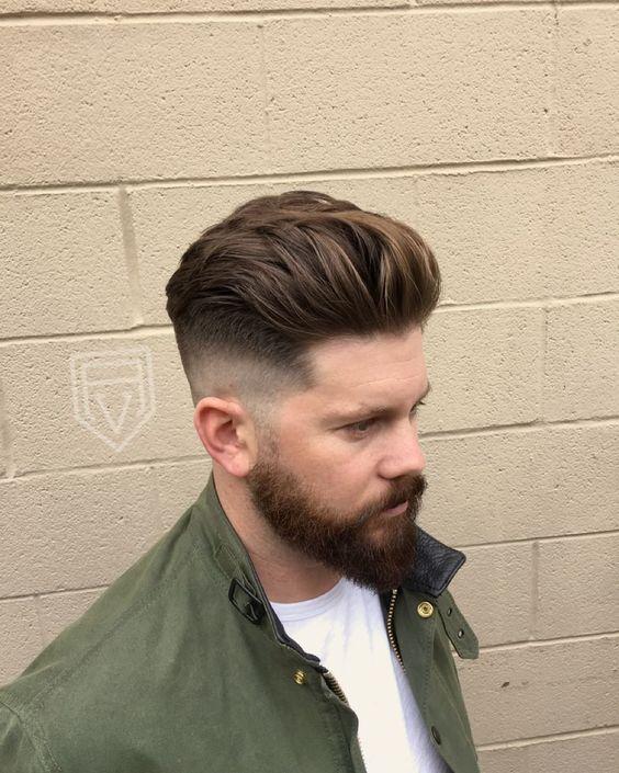 Barba, Masculinos, Cabello, Hombre, Barbas Peinados, Peinados Para Hombres, Estilos De Los Hombres, Estilos De Pelo Hombres, Modo Homme