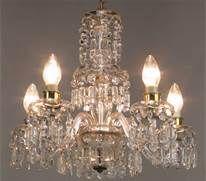 Vintage Crystal Chandeliers - Bing Images