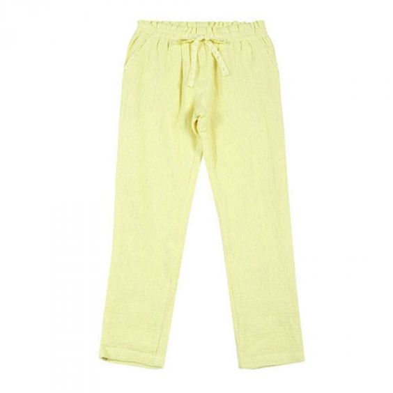 Pantalon Eloise Lemon - Pantalons / Shorts - Petite-fille - e-shop