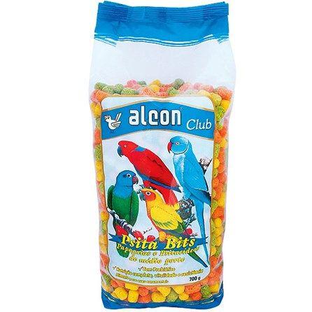 Alimento para Pássaros Alcon Club Psita Bits - Meuamigopet.com.br #asas #asa #animais #aves #passaros #meuamigopet