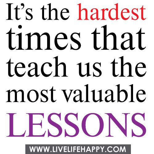 living and learning :):):)