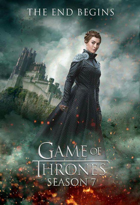 Risultati immagini per game of thrones s7