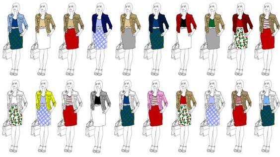 Wenn Sie wissen, wie sich Farben und Muster relativ zueinander verhalten und diese vorteilhaft im Outfit platzieren, können Sie auch an kräftigen Körperstellen helle Farben und Muster tragen.