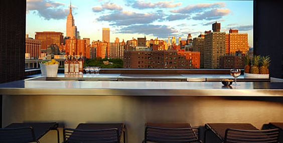 8 Rooftop Restaurants with Awe-Inspiring Views
