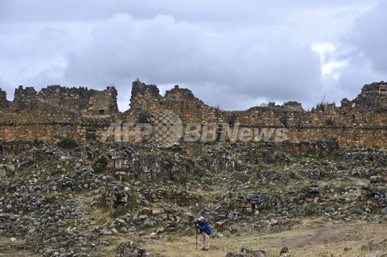 「第2のマチュピチュ」になるか、ペルーの謎のプレ・インカ遺跡群 国際ニュース:AFPBB News