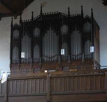 Brake, Stadtkirche, Furtwängler-Orgel
