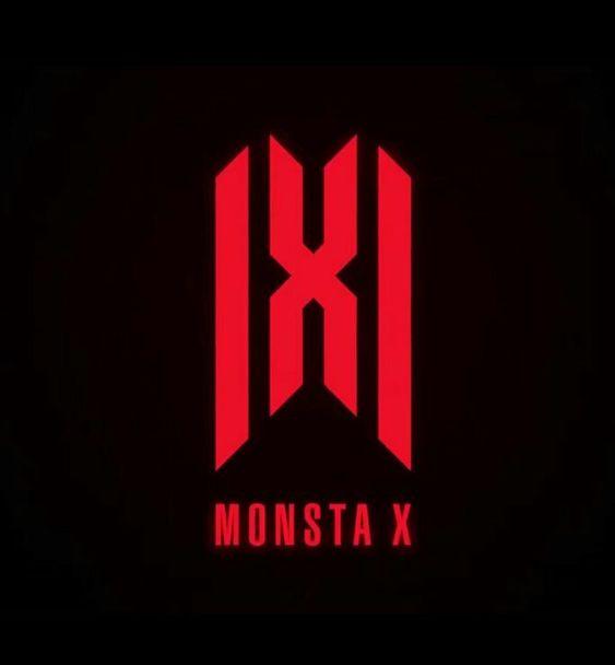 New Logo Kpop Logos Monsta X Logos