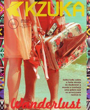 Últimas edições da Revista Kzuka - Kzuka