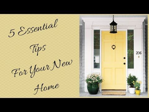 ▶ 5 Essential Tips For Your New Home Appliances