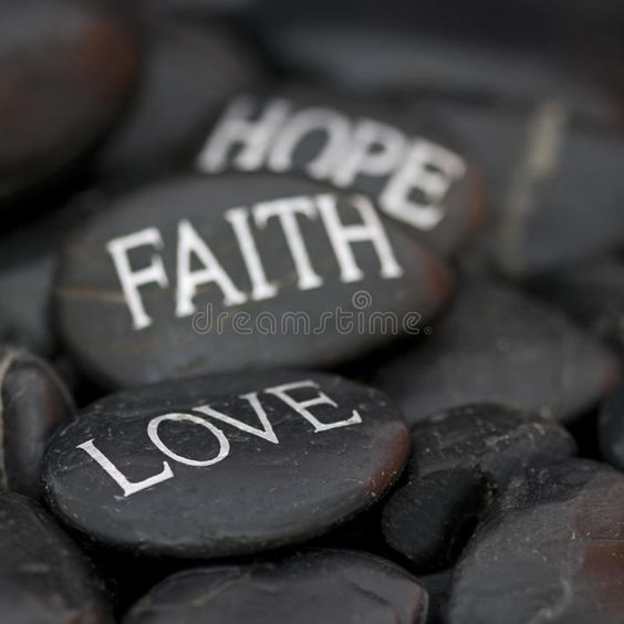 Pebble with message. Black pebble with engraved message love, faith, hope , #affiliate, #Black, #pebble, #Pebble, #message, #faith #ad