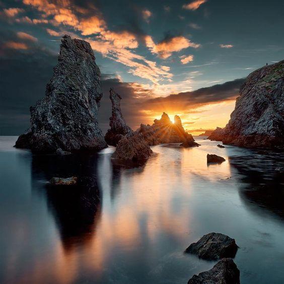 L'image du jour : Belle Ile en Mer en Bretagne