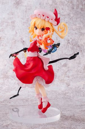 Touhou Project Flandre Scarlet on Crunchyroll