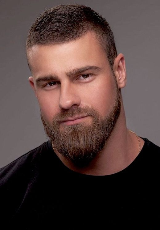 Stocky Haircuts For Men Hair And Beard Styles Beard Styles