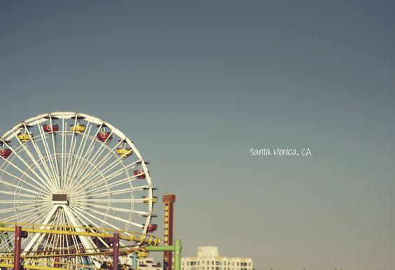 Santa Monica, CA // photo by Amanda Porubsky