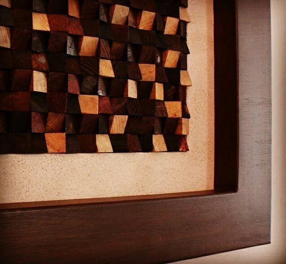 Cuadros con textura #mueblesdico #muebles #decoracion #diseño