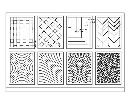 ejercicios basicos de dibujo tecnico - Buscar con Google