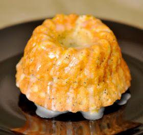 LE BONHEUR EST SANS GLUTEN : Recette sans gluten: cake au citron et graines de pavot