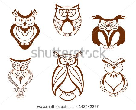 Chouette Photos et images de stock | Shutterstock