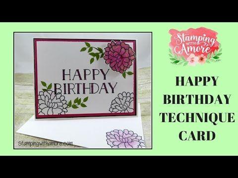 YouTube Cards Pinterest – Happy Birthday Cards Youtube