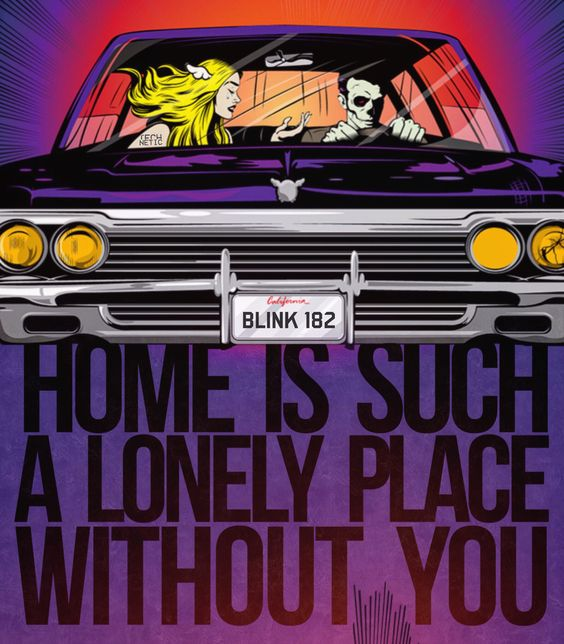 Blink-182 – Home Is Such a Lonely Place acapella