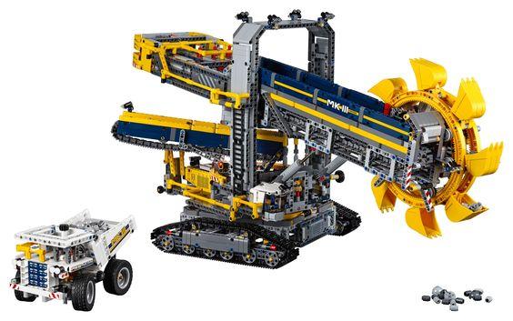 LEGO Technic Schaufelradbagger 42055