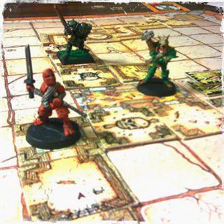 #15: Dungeonquest