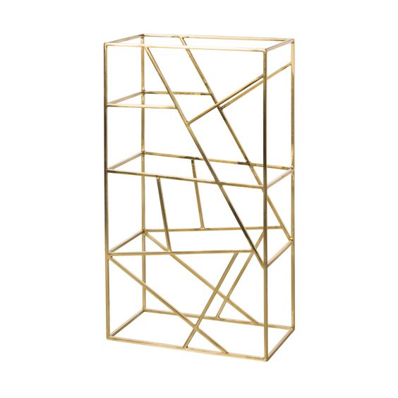 Grid Wine Rack - Oliver Bonas