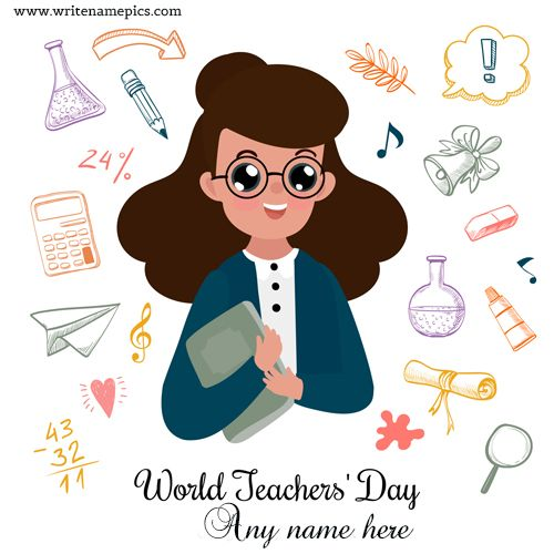 Pin On Happy Teachers Day Wishes