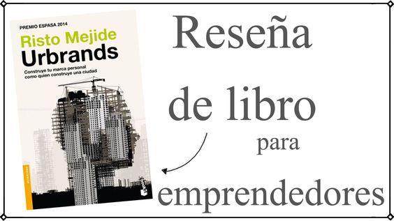 Te resumo el libro de Risto Mejide Urbrands. Le pongo nota y te doy mi opinión... ----------ÁBREME PARA MÁS INFORMACIÓN-------------  Libro: Urbrands de Risto Mejide  Segundo libro: manual del emprendedor de Steve Blank y Bob Dorf  NUEVO VIDEO CADA MARTES  C O R R E O: info@decoracionpatriblanco.es  B L O G: http://ift.tt/1zsCLQr   I N S T A G R A M: http://ift.tt/2caVg6X  S N A P C H A T: decopatriblanco  F A C E B O O K: http://ift.tt/2coHelc  T W I T T E R…