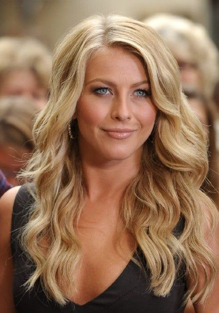 Stupendous Julianne Hough Blondes And Curly Hairstyles On Pinterest Hairstyles For Women Draintrainus